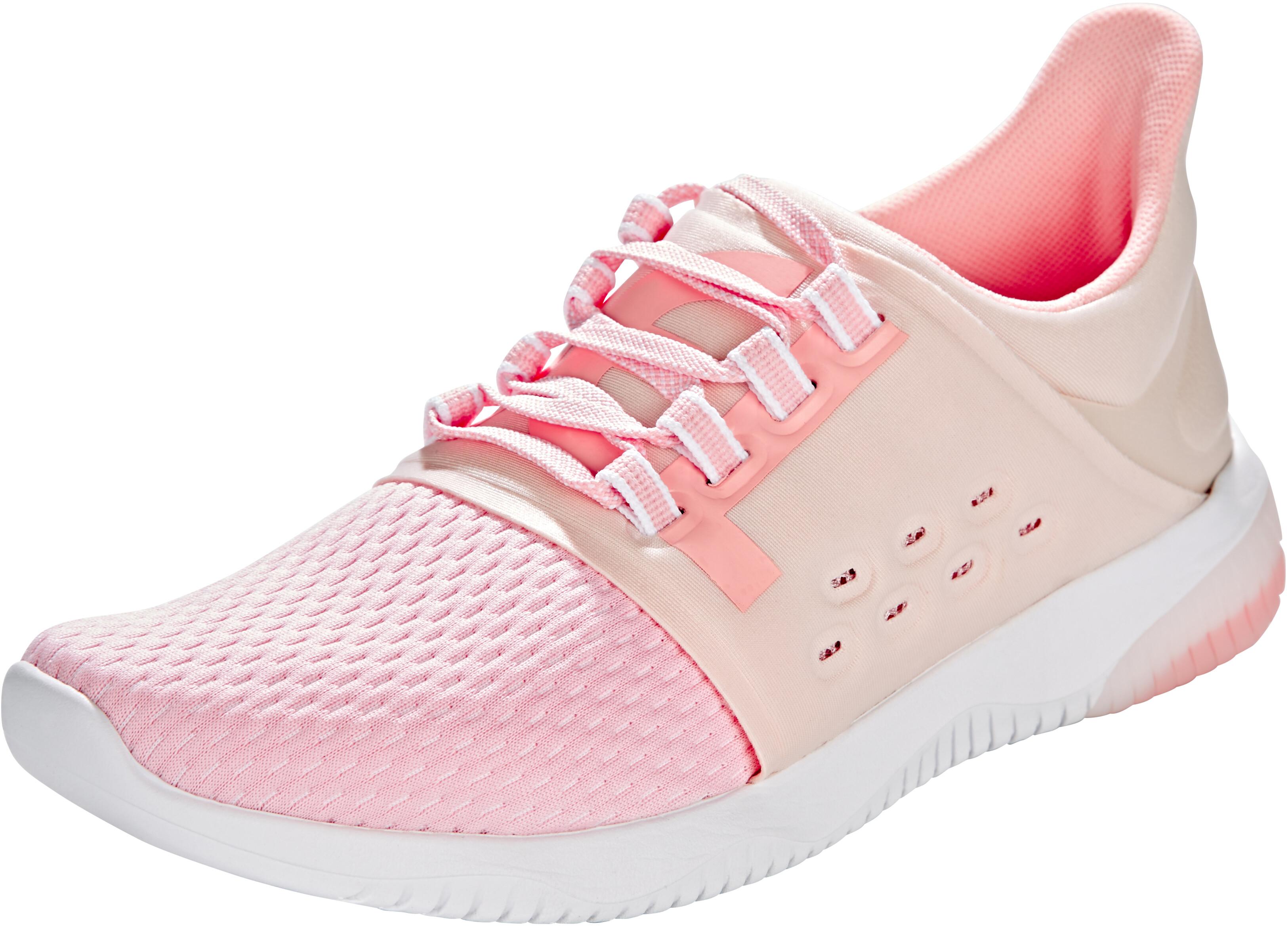 sneakers for cheap 15ef4 916b3 asics Gel-Kenun Lyte Running Shoes Women beige pink